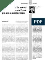 Desarrollo de Recursos Humanos en Europa