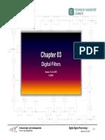 DSP I CH-03_Digital Filters