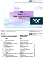 DSP Ch 04 DigitalSignalProcessing Methods