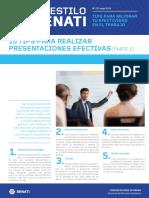 Boletín AES 47 Mayo - Tips Para Realizar Presentaciones Efectivas (Parte 1)