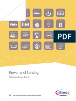 Infineon-Power and Sensing Selection Guide 2019-SG-V00 00-En