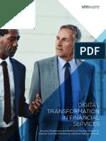 Vmware Digital Transformation in Financial Services