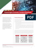 Huawei Agile Controller-Campus Datasheet