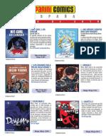 Catálogo JUNIO 2019 Panini