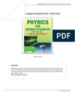 9788121942874 Physics for Degree Students b Sc Third Year eBook