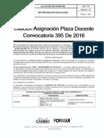 Citacion Audiencia Popayan Conv 2016