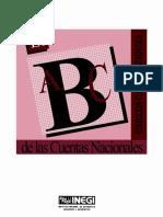 El ABC de Las Cuentas Nacionales
