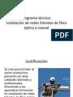 Presentación Tecnico HFC