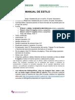 5. Manual de Estilo TFE - Curso 2017-2018