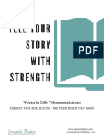 Tell Your Story With Strength Workbook
