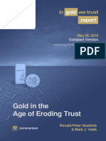 In Gold We Trust 2019 Compact Version English