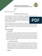 Criterios de Clasificación Empresas