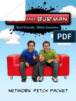 Ben and Burman TV Series Pitch Packet