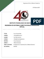 Investigacion de La Importancia de Los Metodos Numericos_ Metodos Numericos Unidad 1