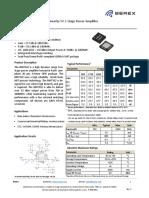 Data   BMT332