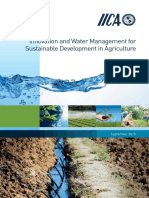 Water Agriculture