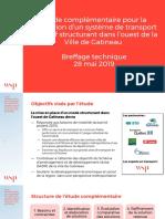 Breffage technique 28 mai 2019 - Transport à Gatineau