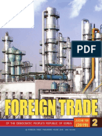 Foreign trade of the DPRK - 02 - 2019