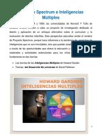Proyecto Spectrum e Inteligencias Mc3baltiples
