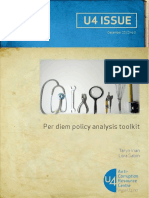 4680 Per Diem Policy Analysis Toolkit