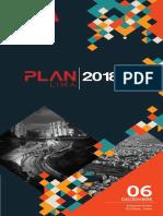 Folleto PLAN Lima2017