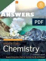 IB Chemistry HL - ANSWERS - Pearson - Second Edition.pdf