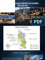 Principales Edificaciones Incaicas