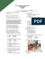 Examenes de Sexto Gradoquintobimestre