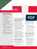 DSC GS4005 Spec-sheet Lt Lat-es