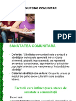Nursing Comunitar Ppt
