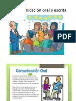La Comunicación Oral y Escrita Yalibi