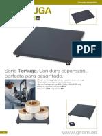 Balanza Direct Bascula de Plataforma Catalogo Serie Tortuga 1002297