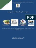 Salud Comunitaria-dra.marcela Traub