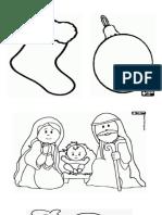 Material Navidad