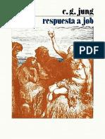 Carl Gustav Jung. Respuesta a Job r1.0