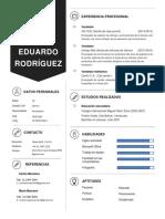 Cv Eduardo Rodriguez