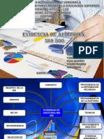 Presentacion Auditoria Nia500 Definitiva