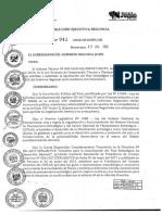 Norma Que Aprueba El Plan Estrat Gico Institucional 2018 - 2020