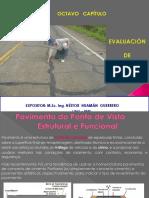 Evaluación Del Pavimento