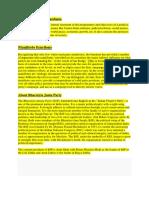 bjp vs inc manifestos