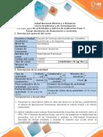 Matematica Financiera-Paso 5-Tomar Decisiones de Financiación e Inversión