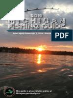 2019 MI Fishing Guide