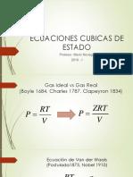 Ecuaciones cubicas de estado 2019 - I.pdf