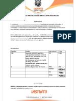 FORMATO CONTRATO PUBLICIDAD