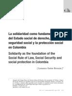solidaridad estado social