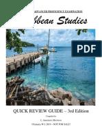 CAPE Carib Studies - Quick Review Guide 2019.pdf