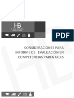 Consideraciones Para Informe de Competencias Parentales (1)