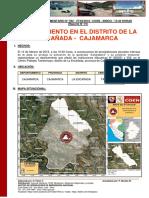 Reporte Complementario Nº 592 27feb2019 Deslizamiento en El Distrito de La Encañada Cajamarca 01