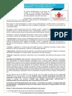 FOLHETO DO 5° DIÁLOGO ABERTO DO CONSELHO PARTICIPATIVO MUNICIPAL DA SUBPREFEITURA DE PINHEIROS