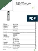Altivar Process ATV900_ATV930C20N4F
